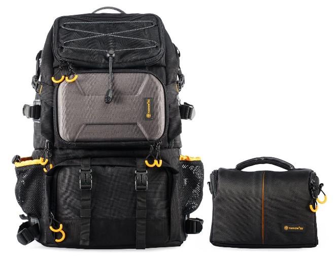 TARION Pro-profesional-Grande-Mochila-Fotografia-Laptop-Trípode-Cámara-Réflex-Ordenador