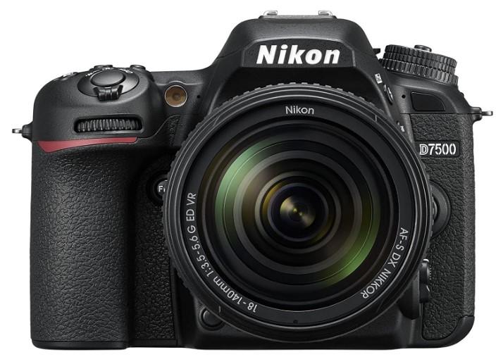 Nikkon D7500