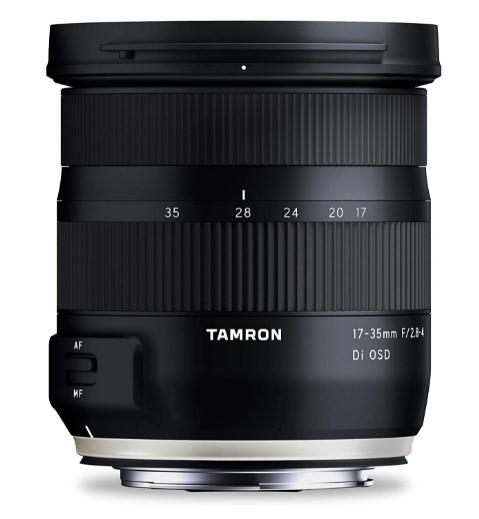 Tamron-Objetivo F 17-35mm-F/2.8-4-Di-OSD-Canon