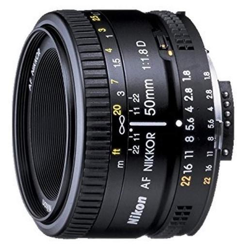 Nikon AF-Nikkor-50mm-f 1.8