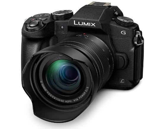 "Panasonic Lumix DMC-G80M - Cámara EVIL-16 MP-Pantalla de 3""-Estabilizador Óptico 5 Ejes-Visor OLED-RAW-Wi-Fi- 4K-Kit Objetivo Lumix Vario 12 - 60 mm/F3.5-5.6"