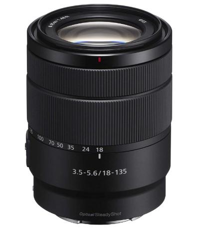 Sony E 18-135 mm F3.5-5.6 OSS