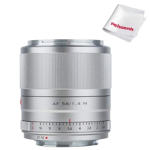 VILTORX 56mm f1.4-Objetivo-Prime-Auto Focus APS-C-Canon-EOS M-Mount