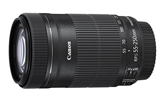 Canon EF-S 55-250mm f/4.0-5.6-IS-STM-ET-63-Lens Cloth