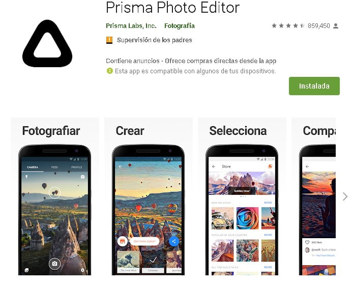prisma-photo-editor-aplicación-app-móvil-gratis-edición-fotos